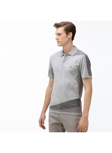 Lacoste Erkek Slim Fit Tişört PH5902.X3R Renkli